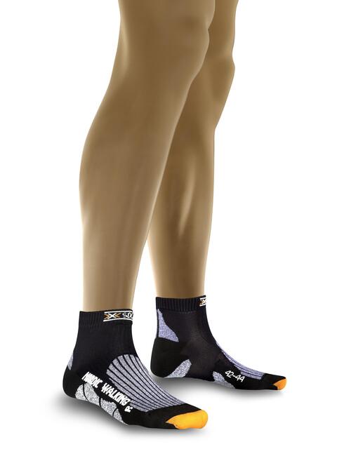 X-Socks Nordic Walking Löparstrumpor svart